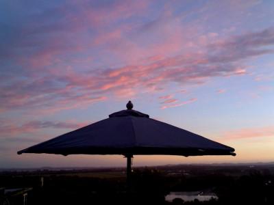 November Sunset in Auckland