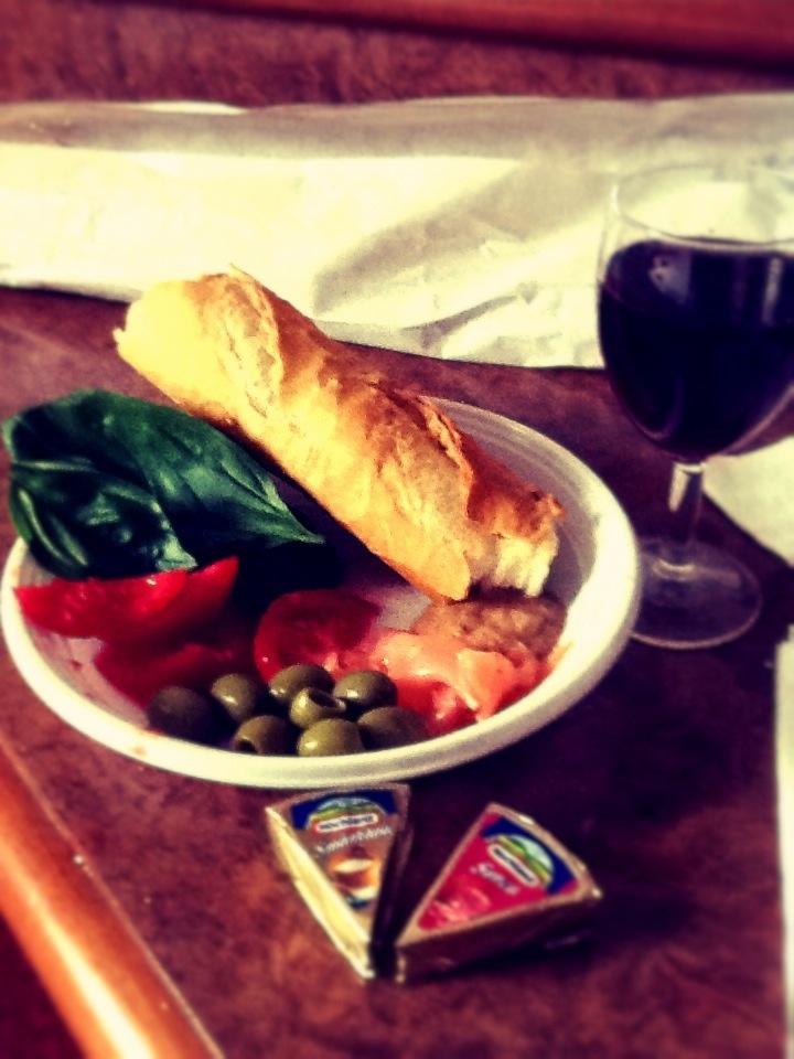 Daves Italian Hotel Dinner