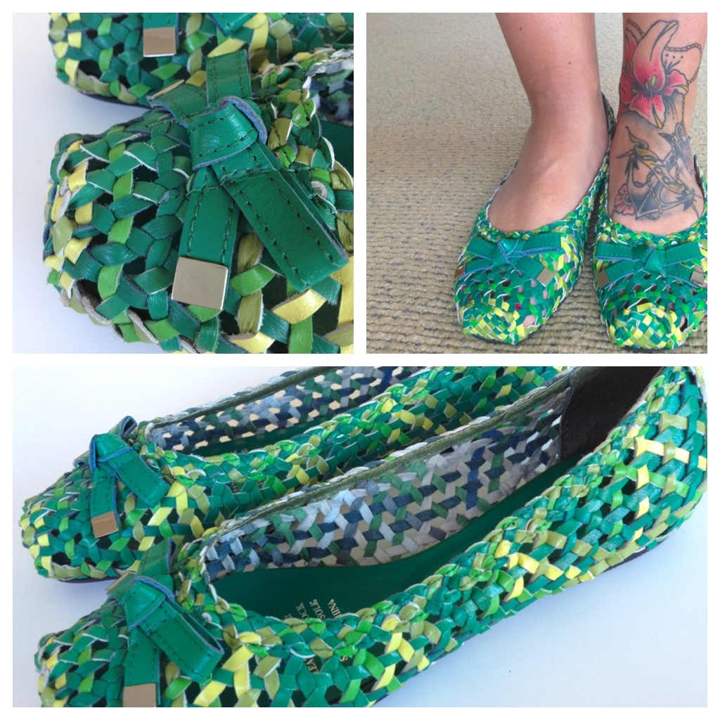 Green_leather_flats