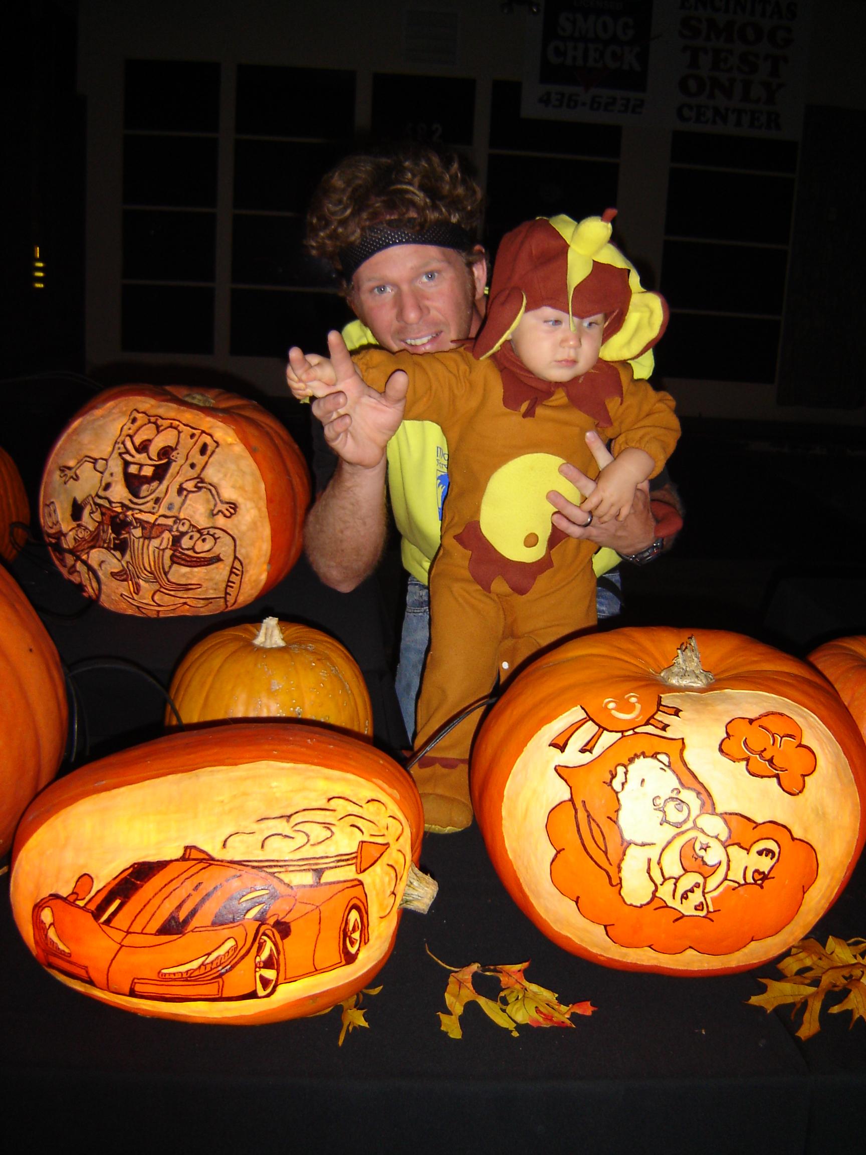 Ethan's 1st Halloween