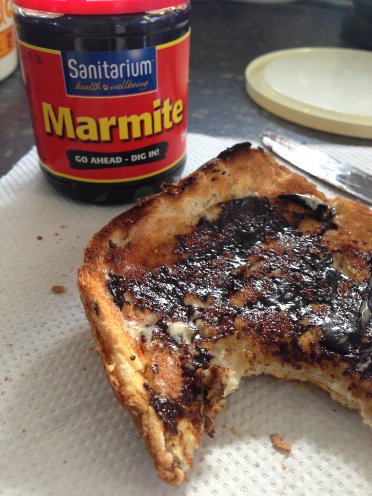 Marmite is back!