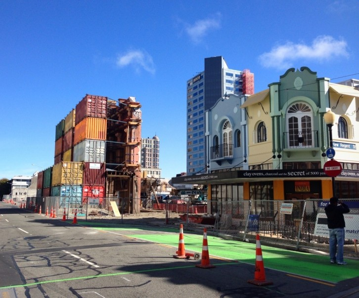 Christchurch Earthquake Damage
