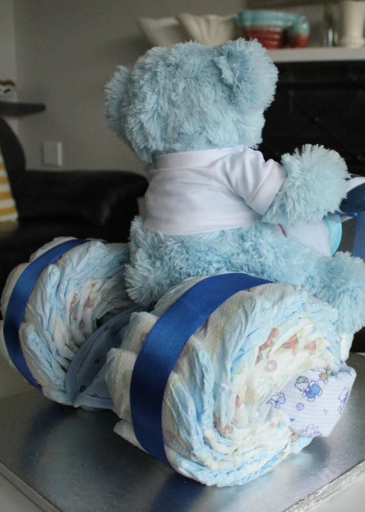 Tricycle_diaper_cake