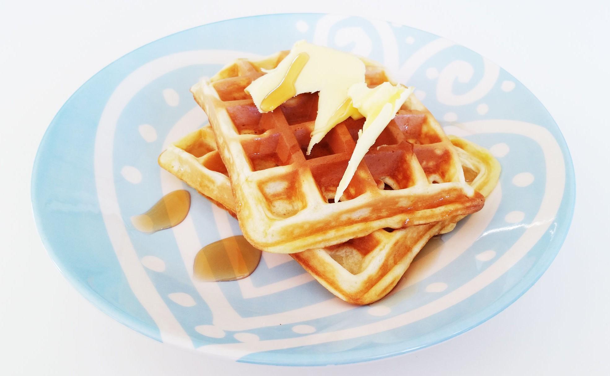 Best Waffle Recipe New Zealand