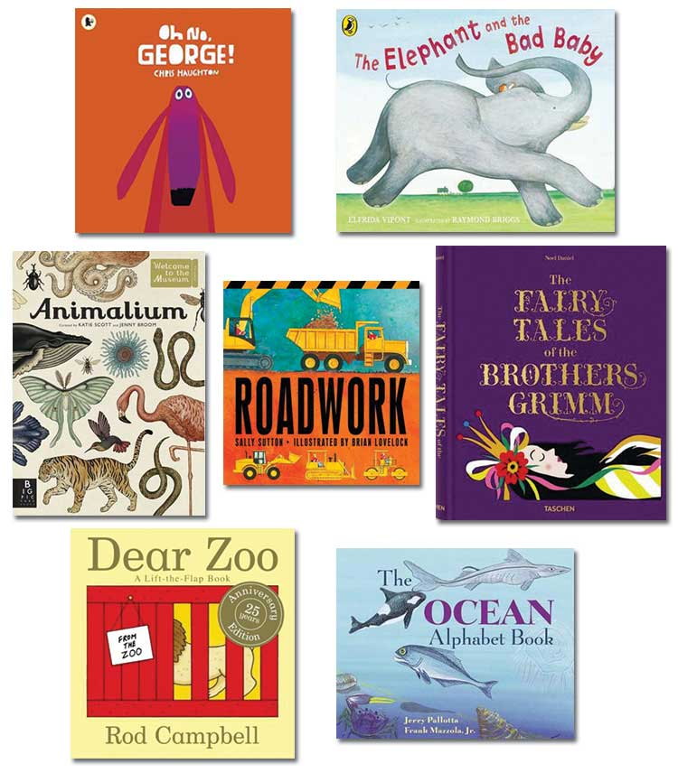 Christmas Gift Guide Books - Mummy Blog New Zealand