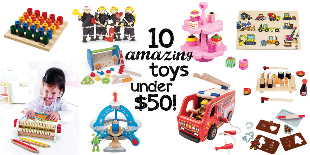 Christmas Toys Under $50 NZ