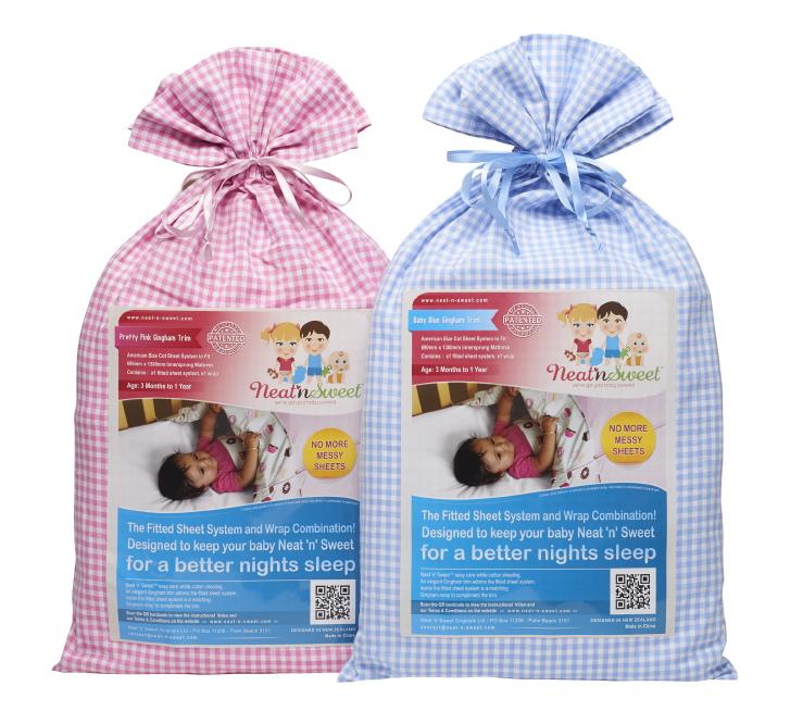 Neat n Sweet Sheets Giveaway Mum Blog NZ