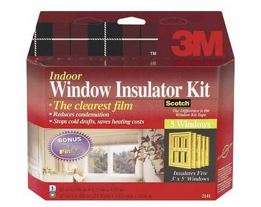 3M Window Insulation Kit New Zealand Mum Blog