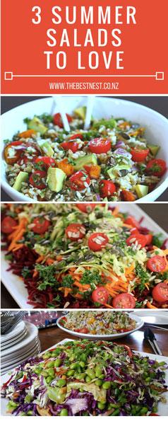 Top Mummy Blog new Zealand Top Salad