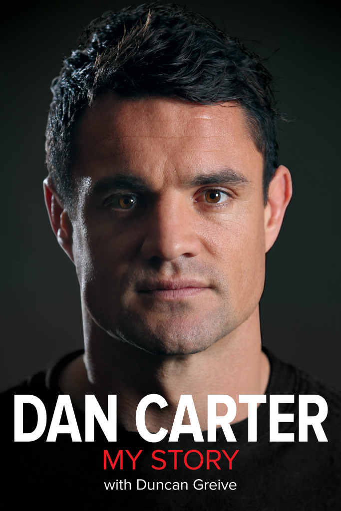 New Zealand's Top Mummy Blogger Blog Dan Carter Book Review