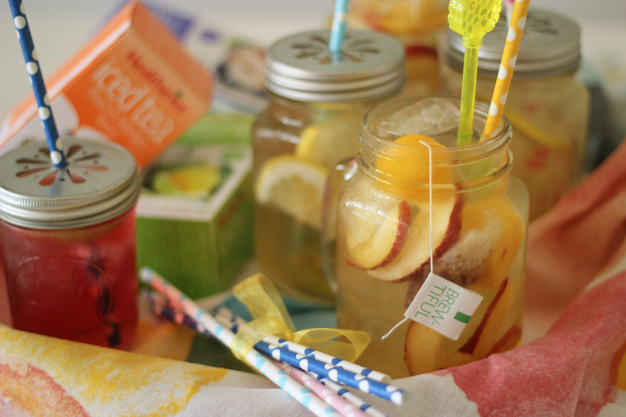 New Zealand's Top Mummy Blogger Blog Fruit Tea Recipes