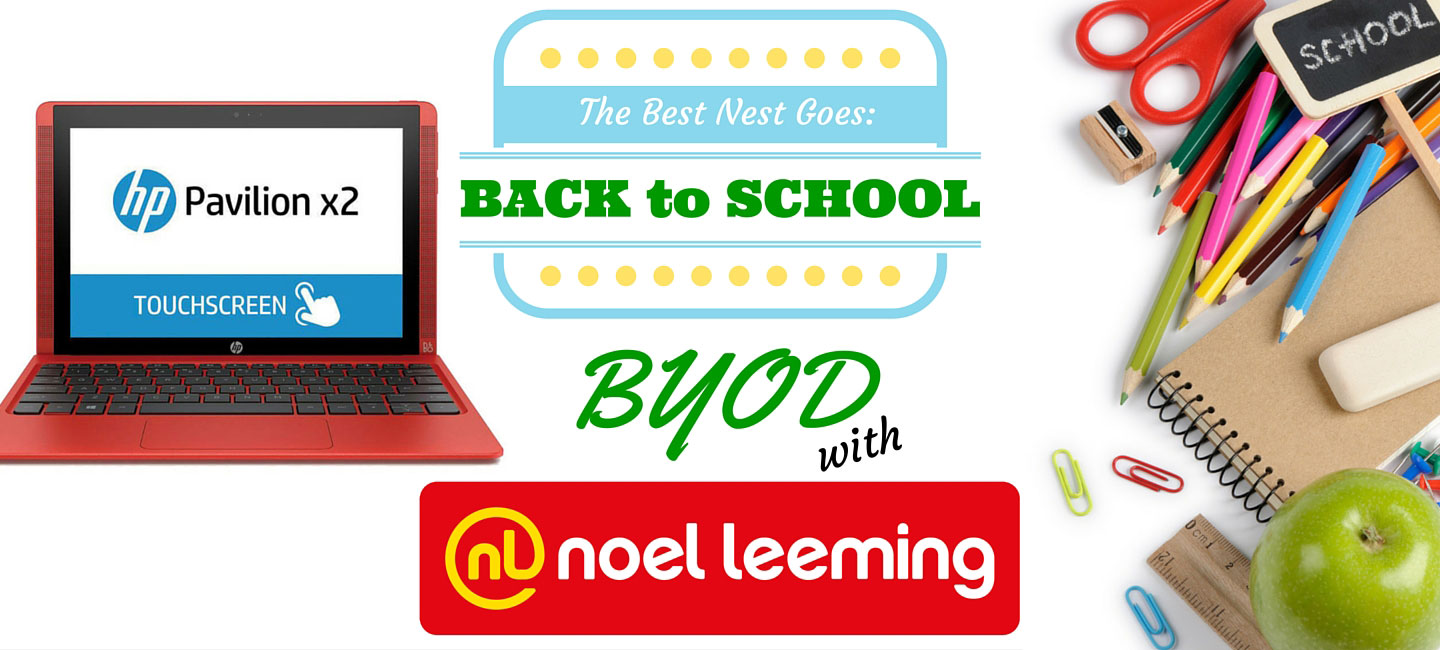 New Zealand's Top Mummy Blogger Blog School BYOD