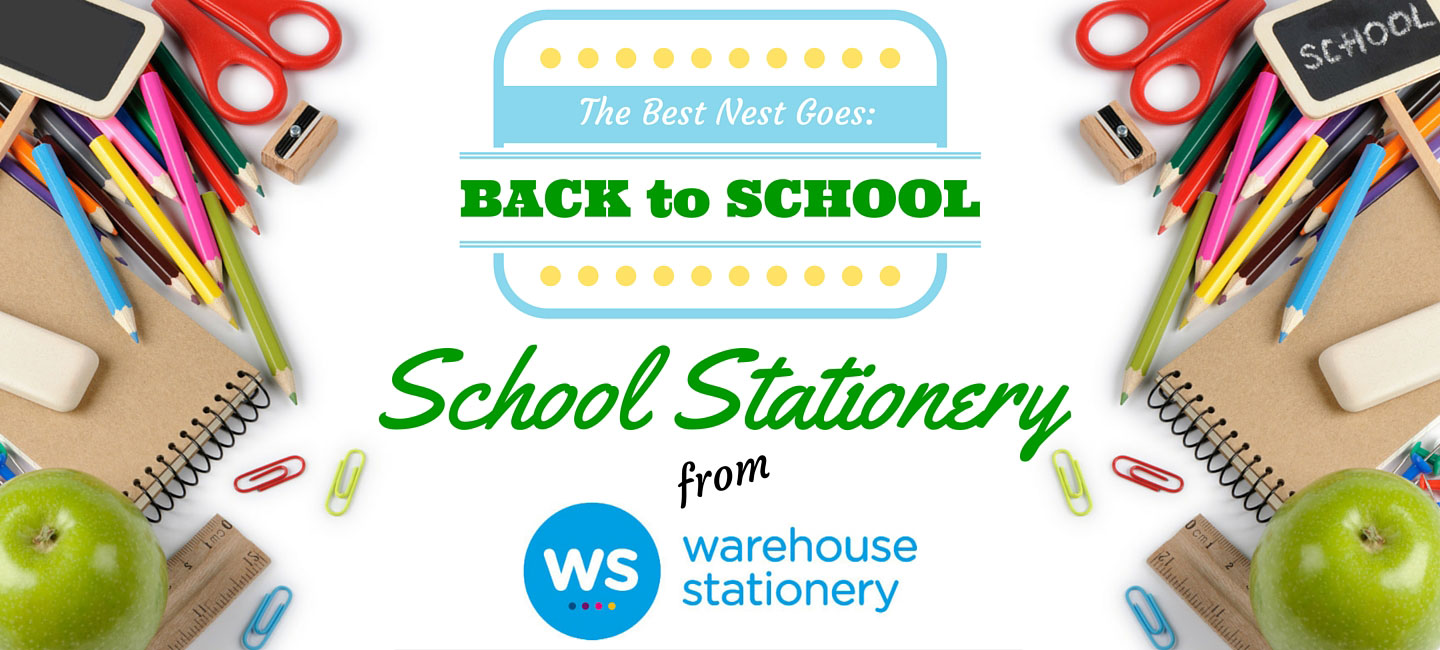 New Zealand's Top Mummy Blogger Blog School Staionery