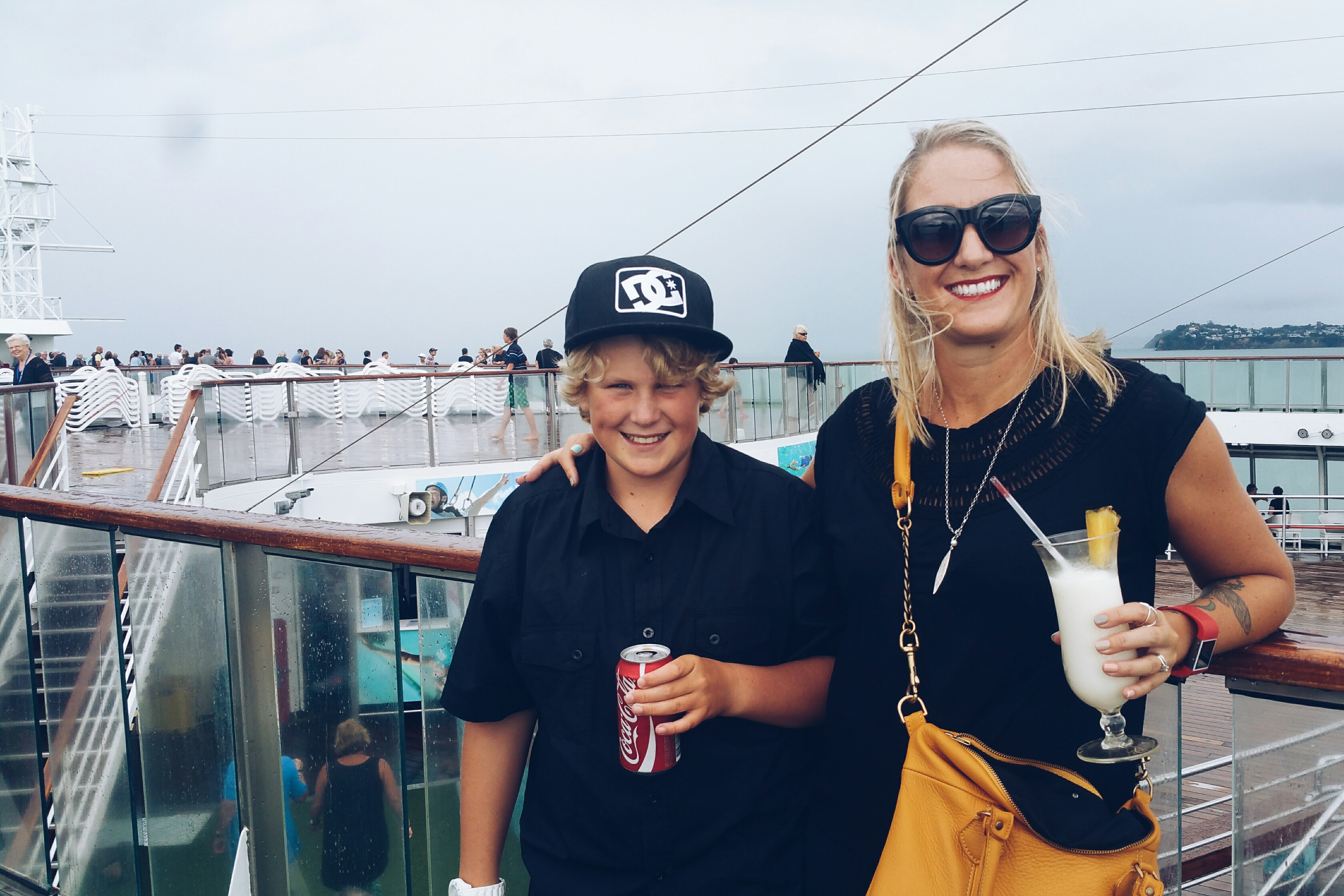 New Zealand's Top Mummy Mommy Blogger Blog  Travel Cruise Pacific Pearl