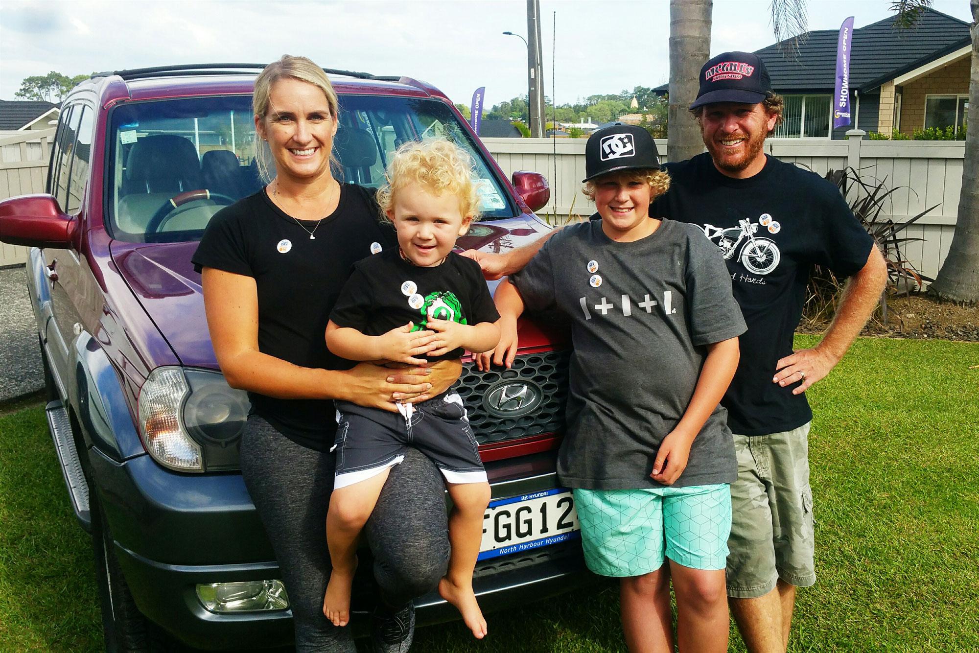 New Zealand's Top Mummy Blogger Family