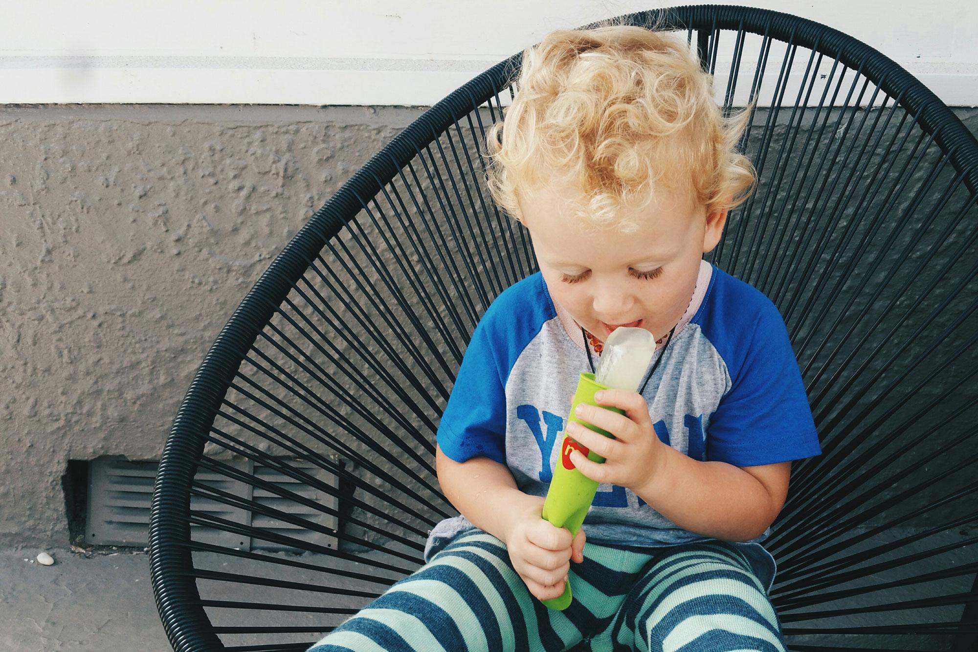 New Zealand's Top Mummy Blogger Ice block Molds