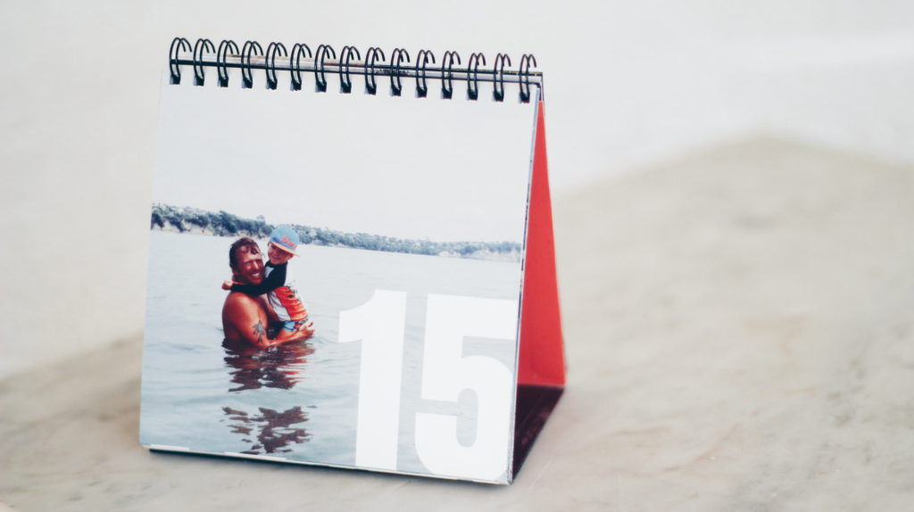 New Zealand's Top Mummy Blogger Instagram DIY Calendar