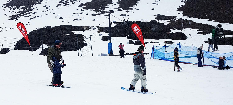 New Zealand's Top Mummy Blogger Parenting Travel Blog Family Kids ski wear