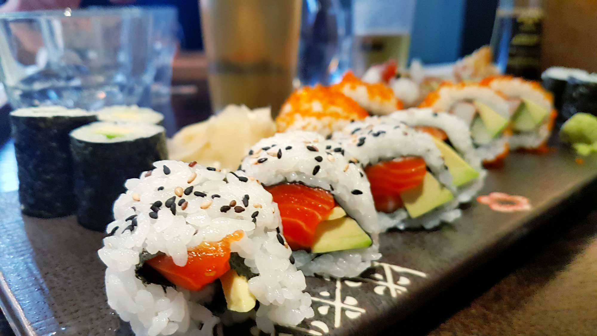 New Zealand's Top Mummy Blogger Parenting Travel Blog Family Queenstown Sushi