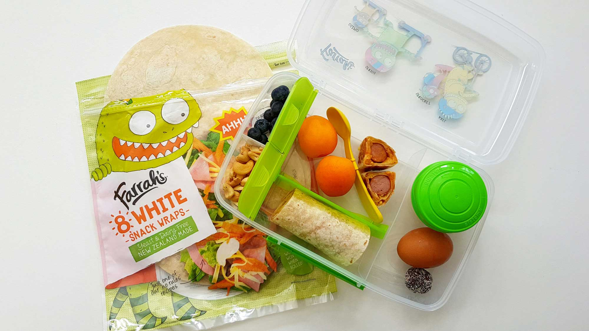 New Zealand's Top Mummy Blogger Parenting Travel Blog Family Back to School Lunches